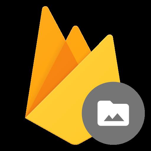 Firebase Cloud Storage Icon